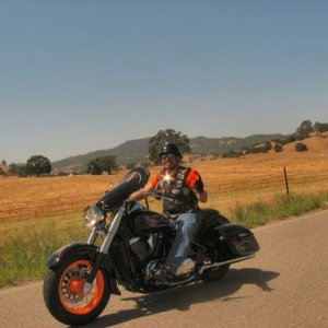 Cruisin' in Napa with Alberta Rider 07