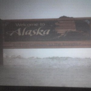 Welcome to Alaska !
