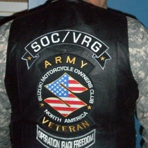 My SOC/VRG patches
