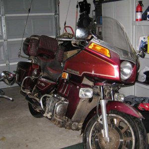 New to me Goldwing