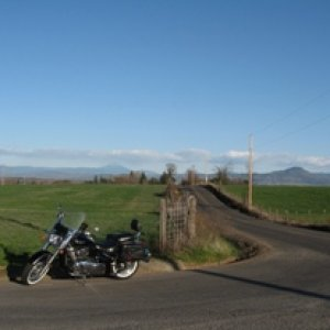 Southern Oregon countryside
