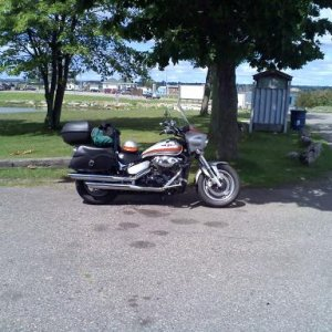 2010 UP ride Sault Ste. Marie